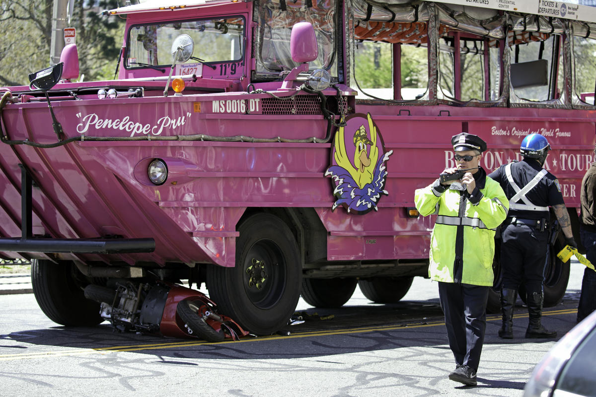 EPIC attorney Stephen Bulzomi interview on Boston duck boat crash