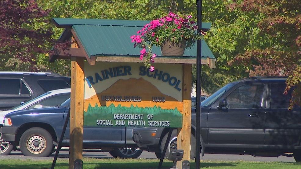 Rainier State School in Buckley, WA