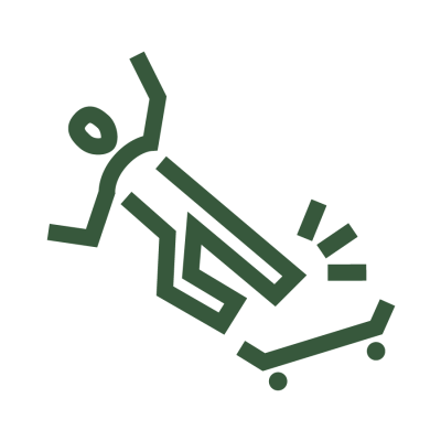 Icon for Recreational Injuries in Washington