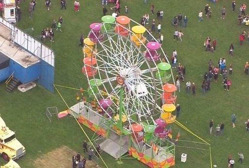 Port Townsend Ferris Wheel Accident