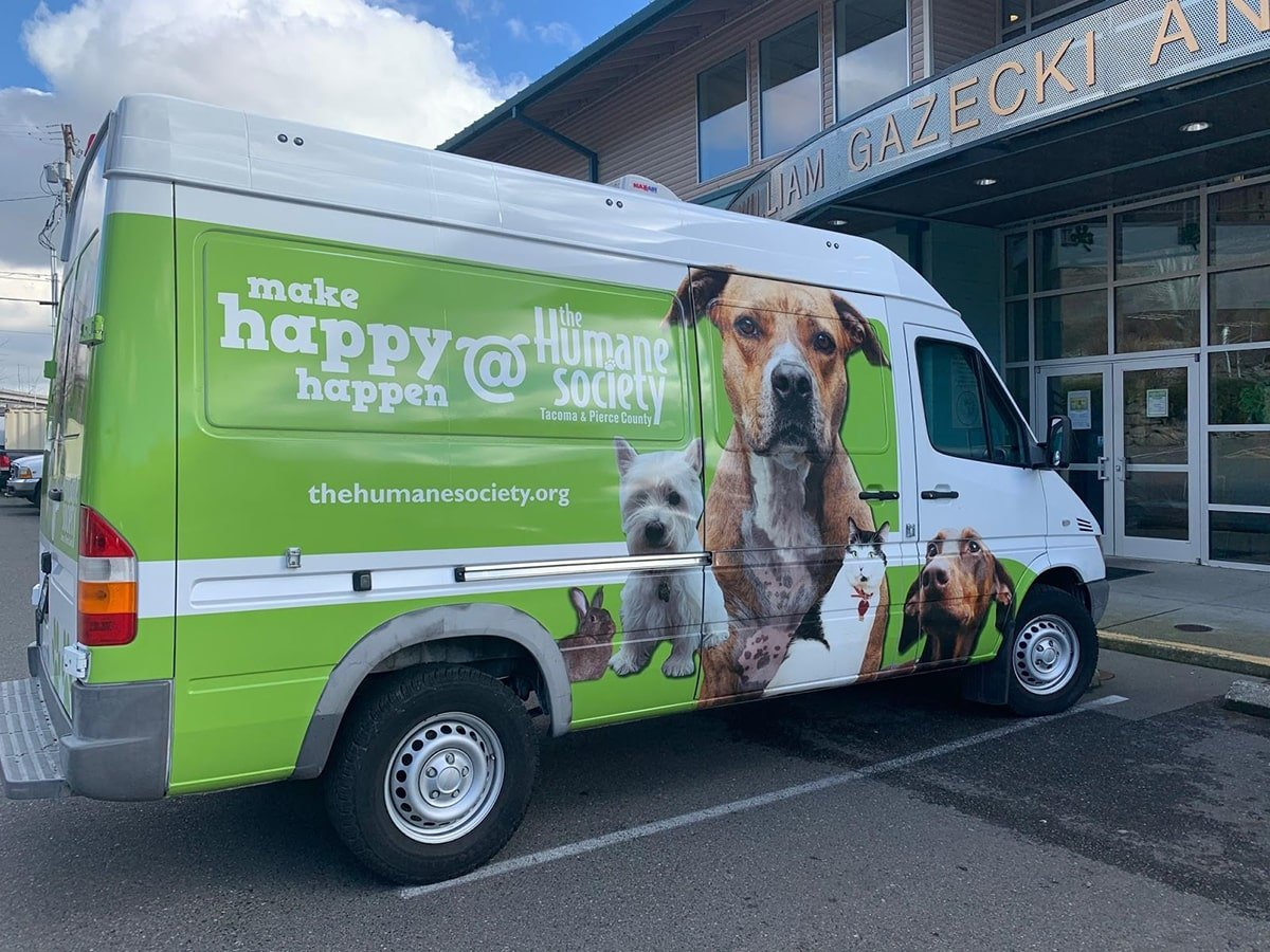 April Community Highlight — The Humane Society