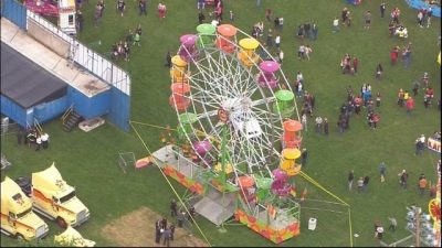 Port Townsend Ferris Wheel Accident