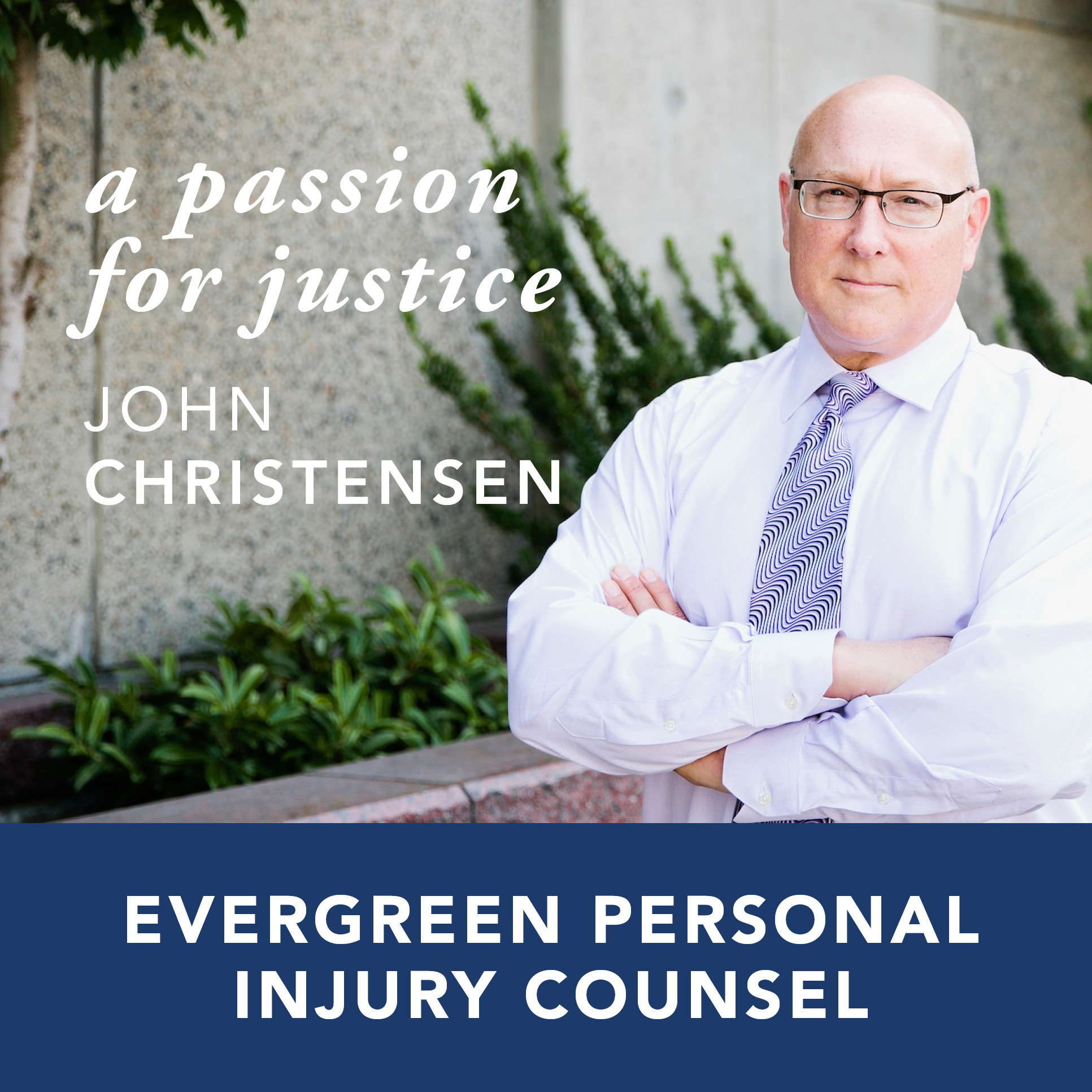 Tacoma attorney John Christensen
