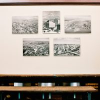 Framed Tacoma historic prints