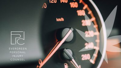 Car speedometer graphic