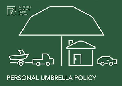 Umbrella Policy insurance graphic
