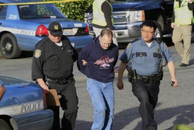 Seattle Police arrest drunk driver
