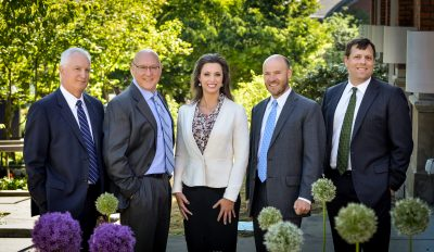 Evergreen Personal Injury Counsel attorney team