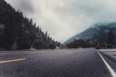 Highway in Washington